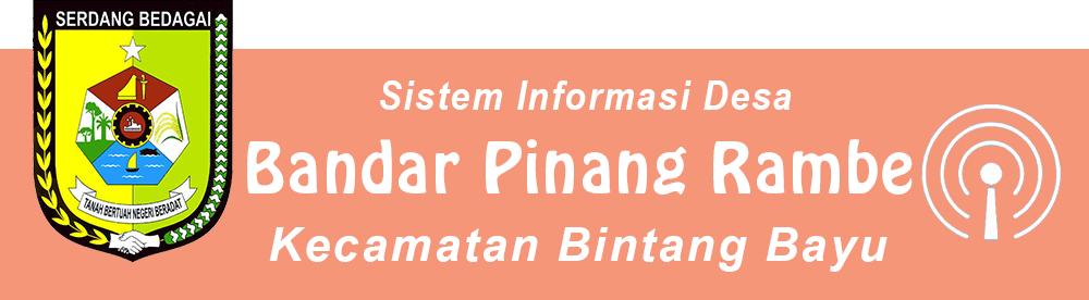 Desa Bandar Pinang Rambe
