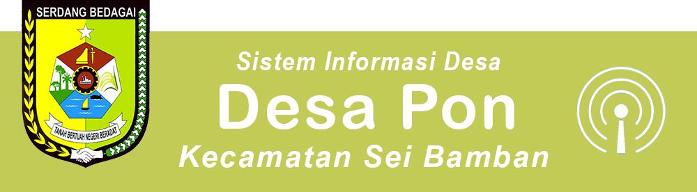 Desa Pon