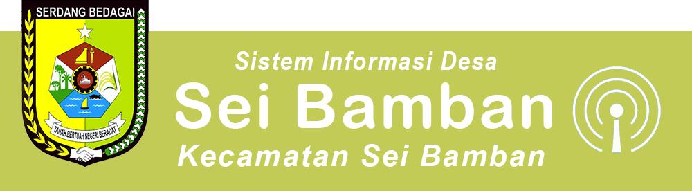 Desa Sei Bamban