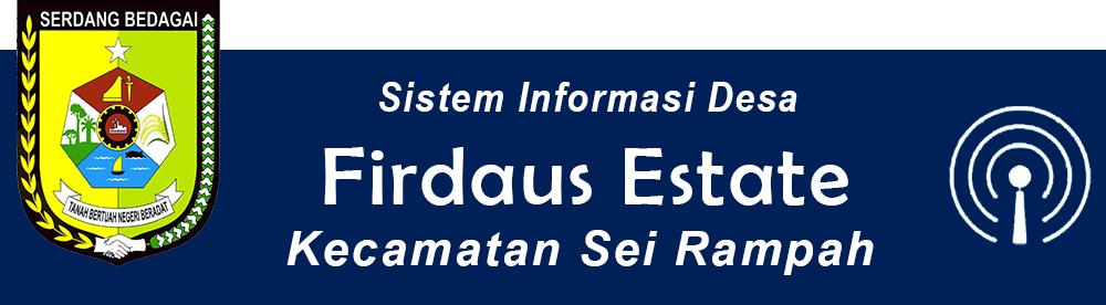 Firdaus Estate
